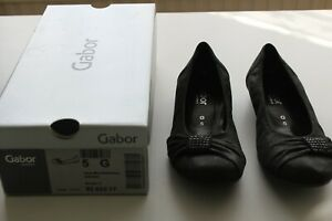 Gabor Comfort Easy Walking Shoes Size 5