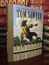 The Adventures of Tom Sawyer by Mark Twain New Hardcover Unabridged Edition