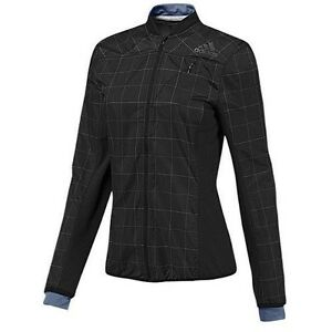 Adidas-Women-Climaproof-Jacket-Supernova-Reflective-Running-Sport-Black-XL-NWT