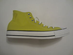 e0e268b64409bd NEW Converse Chuck Taylor All Star Hi 153859C Bitter Lemon yellow ...