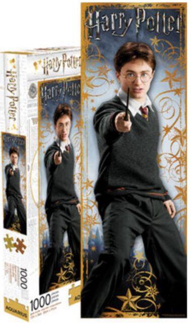 Harry Potter Slim 1000 Pièce Puzzle 900mm x 300mm (NM)
