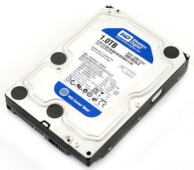 1TB Desktop Hard Drive Windows 10 Home 64-Bit Preloaded HP Pavilion 500-164