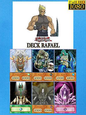 YUGIOH ORICA DECK DUELIST SOLOMON 45 CARDS SET VERSION ANIME HD FULL 4 KIDS