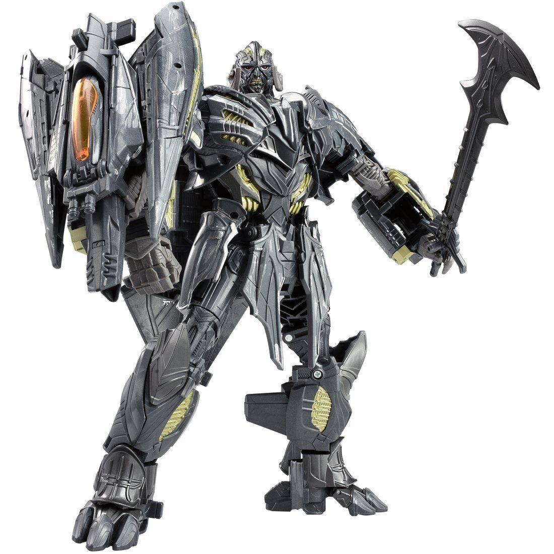 TLK-19 Megatron  Japan Version-Transformers The Last Knight-PSL nouveau  remise