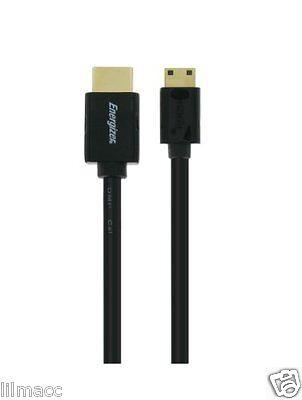 FinePix S9200 Cámara HDMI Mini Tv Cable 3m X-M1 Fujifilm XT-1 X20 F900EXR