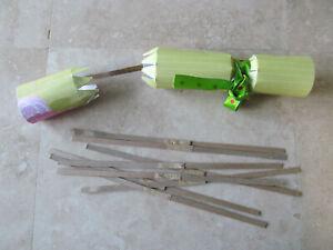 Christmas Cracker Snaps Cracker Strips Cracker Popper Cracker Insert Supplies Ebay