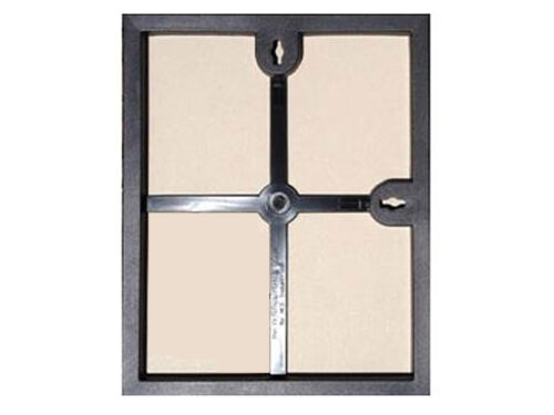 Same Shipping Any Qty MCS Format Frame 11x14 Black Value 6 Pack