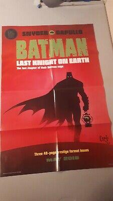 Batman Poster Hot Comic DC Movie Superhero 30 24x36in Y-619