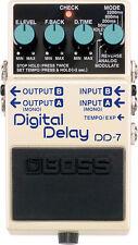 Boss DD-7 Digital Delay (Digital Delay Pedal)