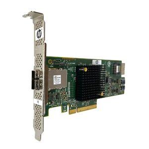 HP LSI 9217-4i4e SAS 6Gb/s RAID storage controller card 792099-001 725504-002