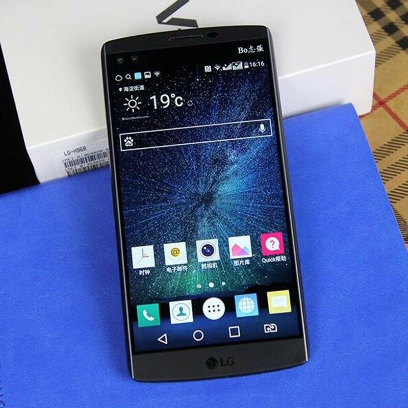 "New Sealed LG V10 64GB Android Smartphone ""Factory Unlocked"" GSM AT"