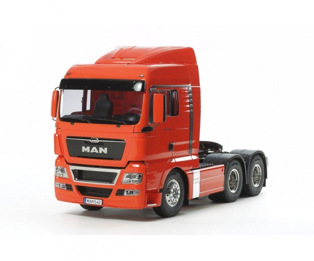 TAMIYA 300056325  - 1 14 RC Camion uomo Tgx 26.540 XLX 6x4 3 ACH-NUOVO  negozio a basso costo