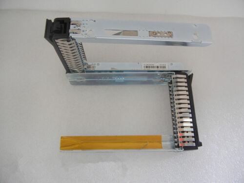 "New 00E7600 2.5/"" SAS//SATA Drive Caddy Tray Sled 4 IBM X3100 X3250 X3550 X3650 M5"