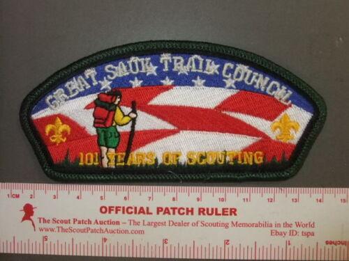 Boy Scout Great Sauk Trail Council 101 Anniversary 1496Y