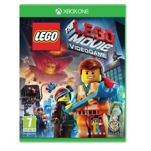 The Lego Movie Videogame Xbox One New Sealed Kids 7 Game Ebay