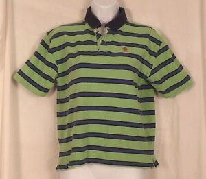 cc788247 Image is loading Medium-Shirt-Tommy-Hilfiger-Womens-Green-Blue-Striped-