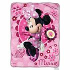 Minnie Mouse Boutique Throw Blanket