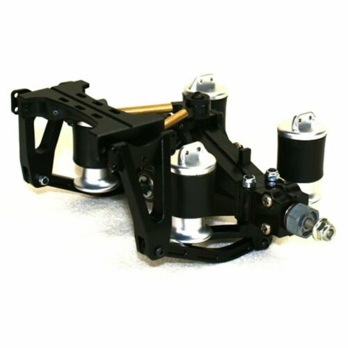 LESU Metal Dual Pneumatic Suspension Kit For 1//14 TAMIYA RC Tractor Truck Model