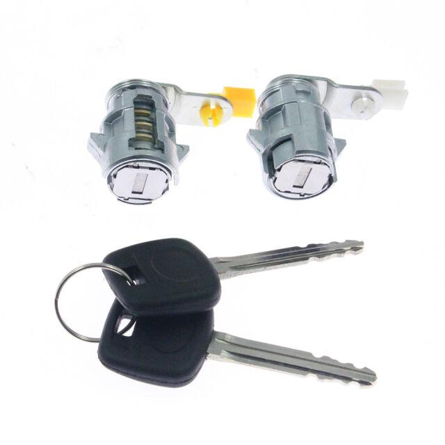 Door Lock Cylinder Set With Keys For 89