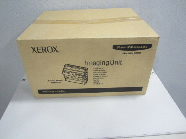 Original Xerox Imagerie Unité 108R00645 pour Phaser 6300,6350,6360 Neuf