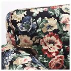 IKEA Cover for EKTORP Chair Lingbo Multicolor Floral Armchair Slipcover -