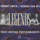 Legends: Solo Guitar Performances by George Van Eps/Johnny Smith (CD, Jul-2004, Concord Jazz)