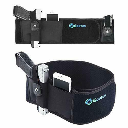 Breathable Neoprene Waist Holster fo... Belly Band Holster for Concealed Carry