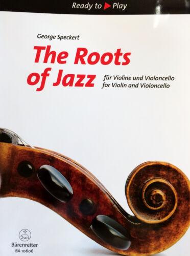 The Roots of Jazz für Violine und Violoncello Speckert
