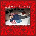 Clear My Head With You [Single] by The Adventures (Vinyl, Jul-2013, No Sleep Records)