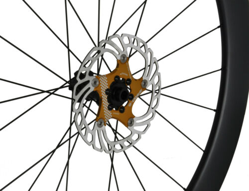 Disc brake Carbon Wheelset Clincher Road Bike Wheels 700C Floating Rotor 40mm