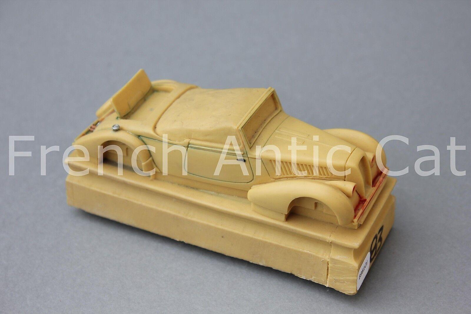 Rara Modello Matrix Citroen Citroen Citroen Trazione Splendilux 1 43 Heco Modelli Collezione OJ 59b12e