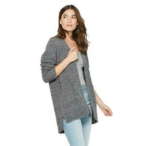 NWT-Universal-Thread-Women-039-s-Long-Sleeve-Textured-Cardigan-Sweater
