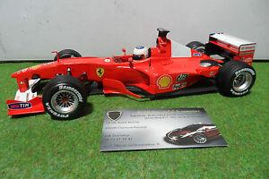 F1-FERRARI-F2000-4-R-BARRICHELLO-1-18-d-HOT-WHEELS-formule-1-voiture-miniature