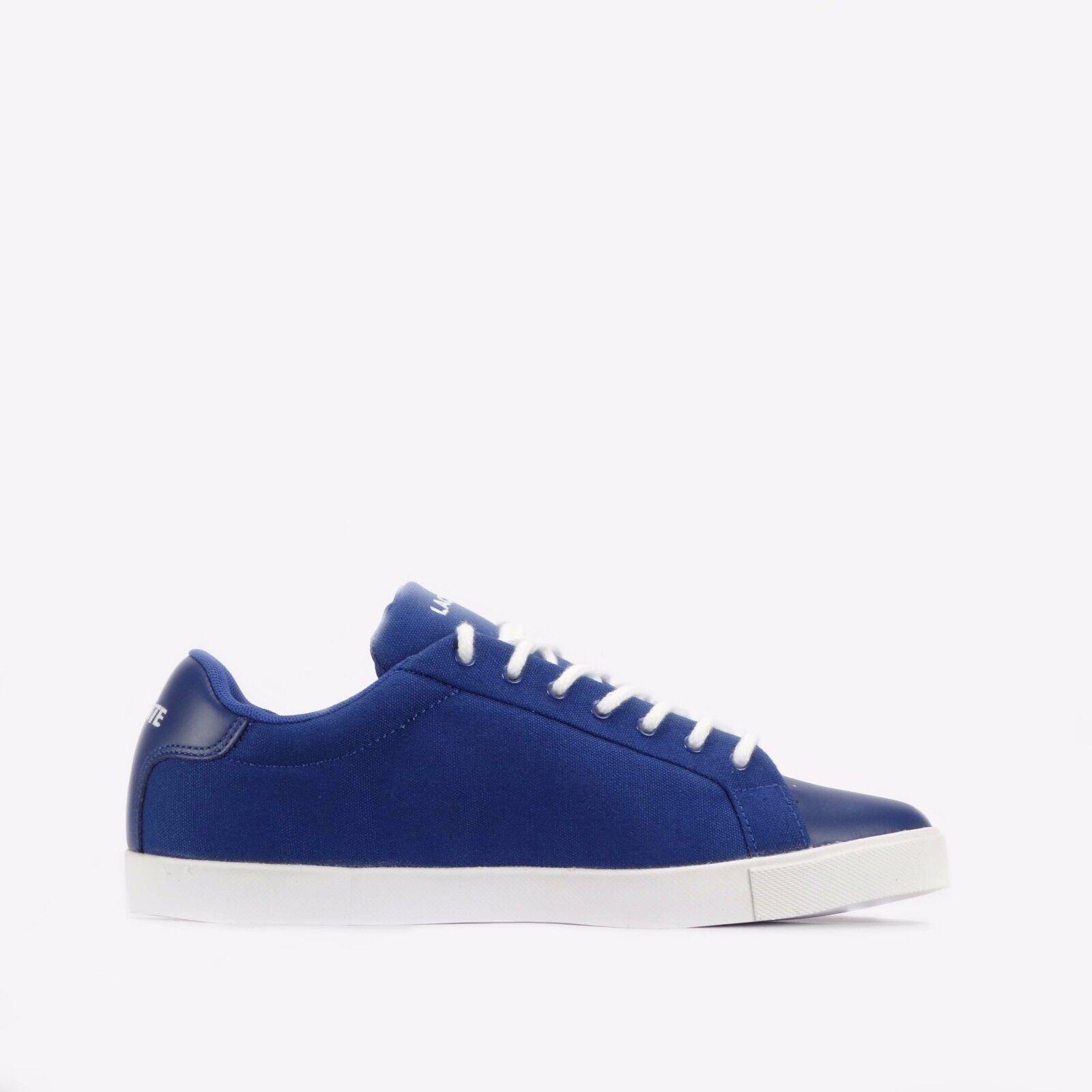 Lacoste  Graduate Pique  Lacoste Uomo Schuhes in Blau/WEISS 386f8d