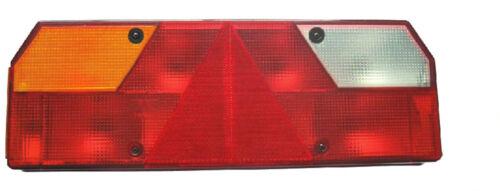 Kammer-Leuchte Rückleuchte Links mit Kennzeichenleuchte p.f 83840801 83830046 7