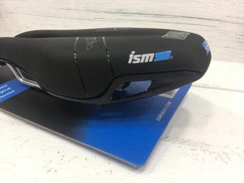 Black ISM PN 3.1 120x255mm 40 Padding Level Chromoly Rails Saddle