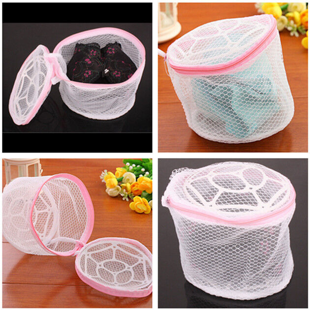 Professional Padded Bra Wash Bag For Lingerie & Underwear Washing IOEBAU