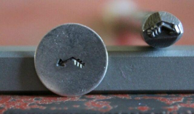 SUPPLY GUY 5mm Indian Metal Sun Metal Punch Design Stamp SGCH-66
