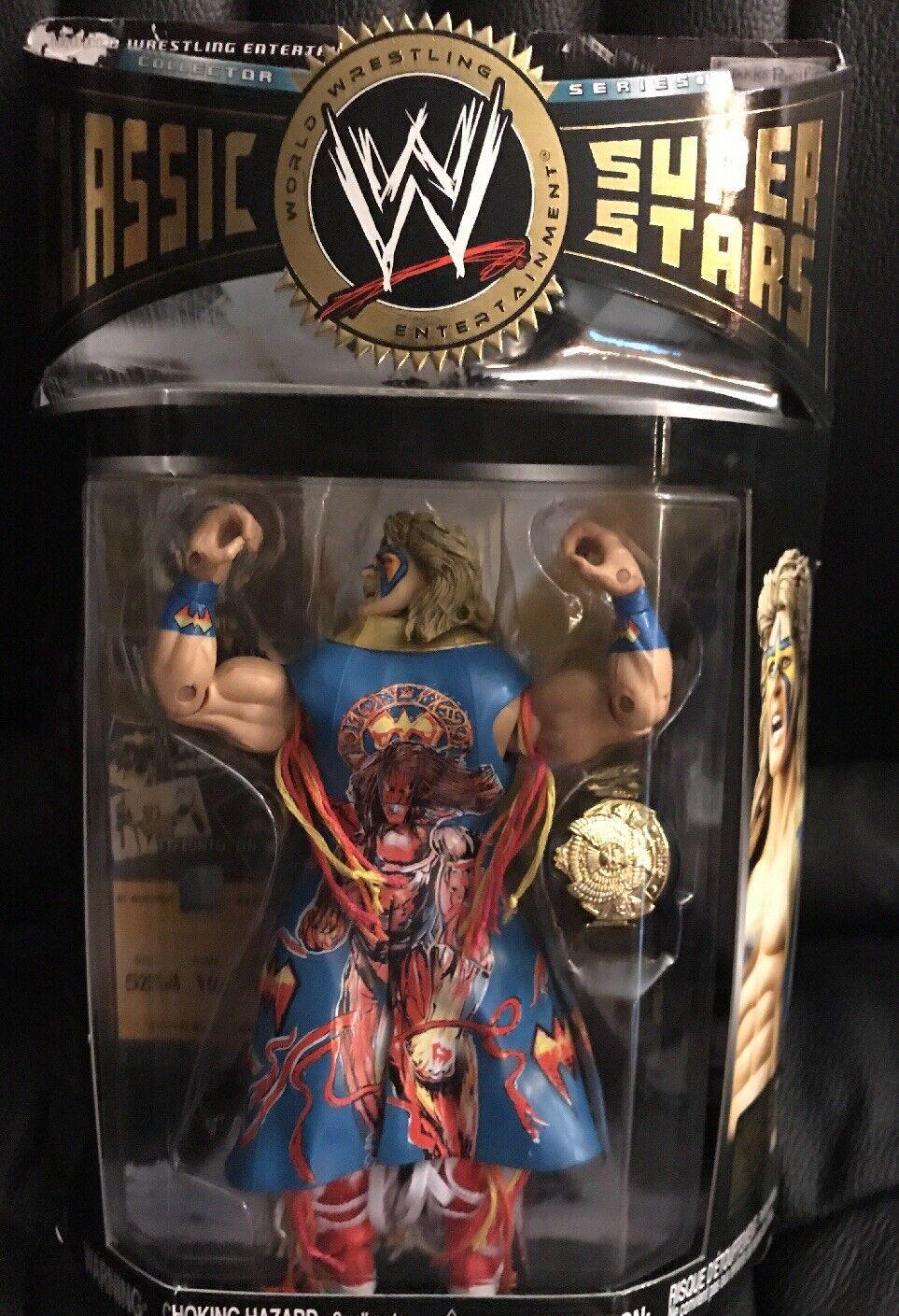 WWEジャックスクラシックスーパースター究極の戦士シリーズ12バリアントレスリング