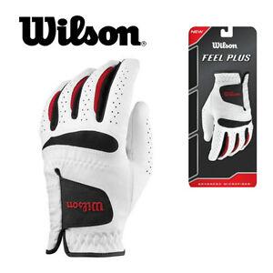 Wilson-Feel-Plus-Golf-Glove-Mens-Left-Hand-glove-For-Right-Handed-Golfers-New