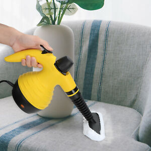 Electric-Portable-Steam-Cleaner-Hand-Held-Cleaning-Set-Home-Car-W-Accessories