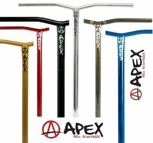 Apex Bol Bars HIC + Standard All Colours Available