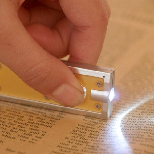Schlüsselanhänger LED Mini Taschenlampe Schlüsselleuchte Geschenk PAL NEU^