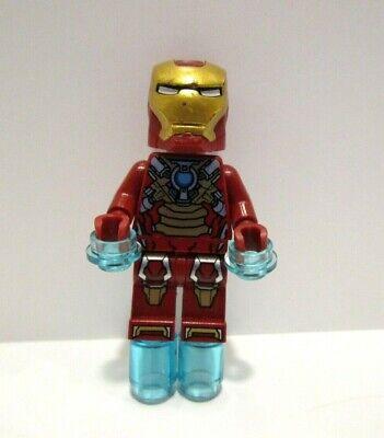 Lego Minifig Marvel Avengers Superheroes IRON MAN ...