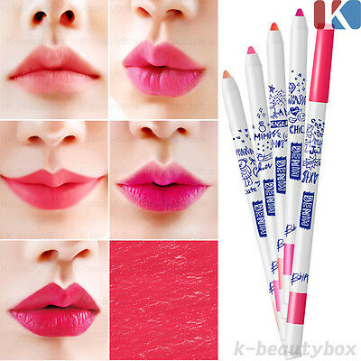 LIP TINT PENCIL Long lasting texture lip pencil 5COLOR All day Real Strong color