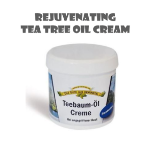 Naturally-Rejuvenating-Cream-with-Tea-Tree-Oil-For-Youthful-Glow-200ml-Jar