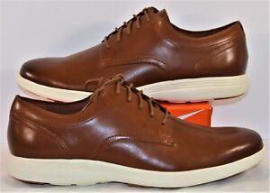 ec20fe67719 Cole Haan Grand Tour Plain Ox Woodbury Ivory Men Dress Shoes Sz 11 ...