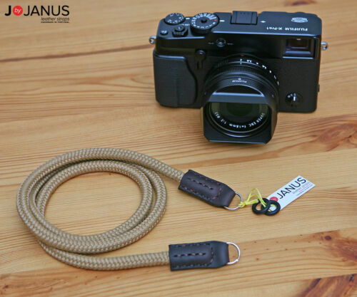 Handmade Rope Neck strap Canon GX Nikon J V Pentax Sony A Fujifilm Olympus PEN