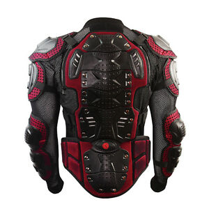 Best Motorcycle Armor >> Scoyco Motocross Sportbike Protector Full Body Armor Jacket Guard Dirt Bike Gear | eBay