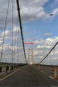 PHOTO-1984-CROSSING-THE-HUMBER-BRIDGE-HEADING-NORTH